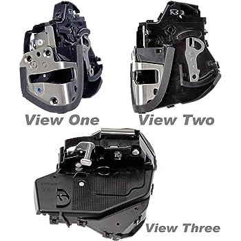 Amazon Com Apdty 051118 Rear Right Passenger Door Lock Actuator Fits 2009 14 Toyota Corolla Automotive