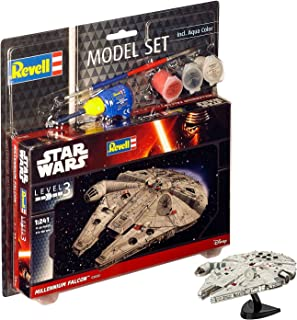 Revell - 63600 - Star Wars - Model Set - Millennium Falcon