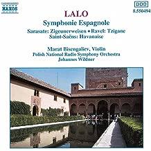 Lalo: Symphonie Espagnole / Sarasate: Zigeunerweisen / Ravel: Tzigane