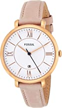Fossil Analog Beige Dial Women's Watch - ES3988