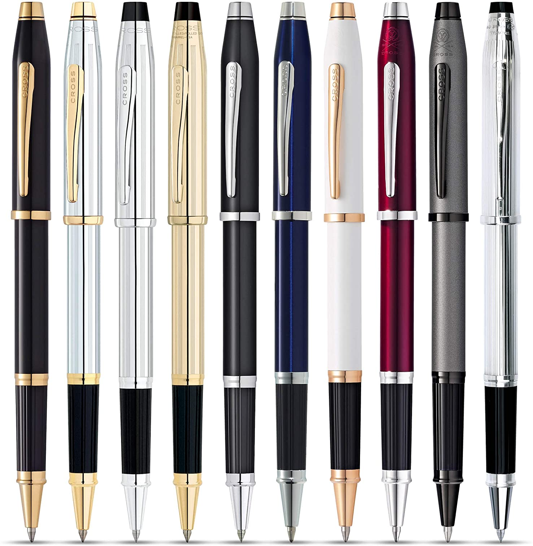 CROSS Century II Black Micro-knurl Ballpoint Pen
