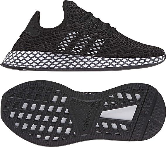 Adidas Deerupt Runner J J, Chaussures de Fitness Mixte Enfant