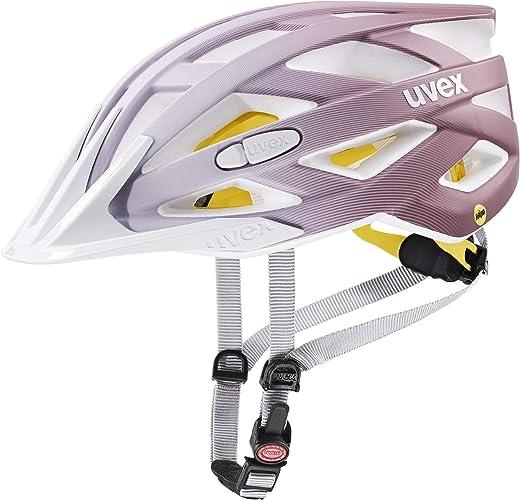 81IWbIK gyL. AC SL520  - uvex Unisex– Erwachsene i-vo cc MIPS Fahrradhelm
