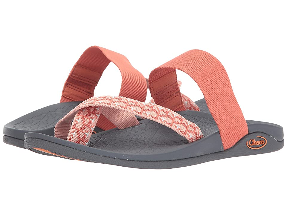 Chaco Tetra Cloud (Ginger Spice) Women