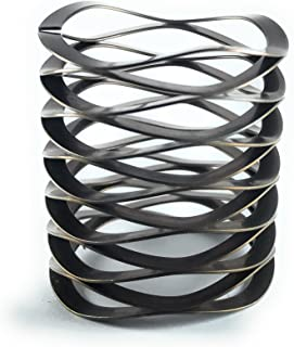 Wave Spring Catalog Multi-Wave Spring Catalog Poly Wave Spring 17-7PH Compression Wave Spring Wave Washer(Pack of 5 for Any spec in The Catalog)