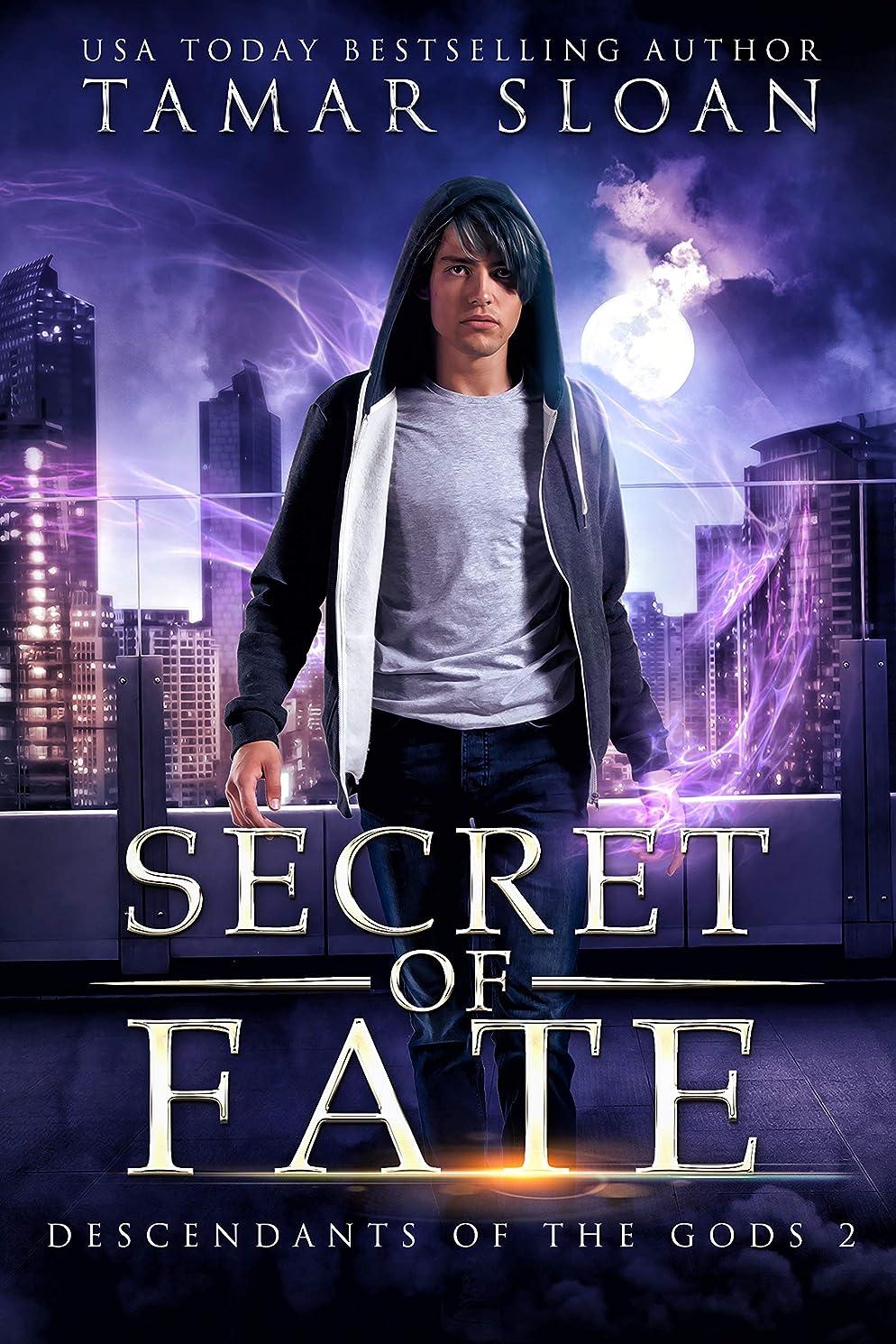 ヒューバートハドソンコンテスト契約したSecret of Fate: Descendants of the Gods 2 (English Edition)