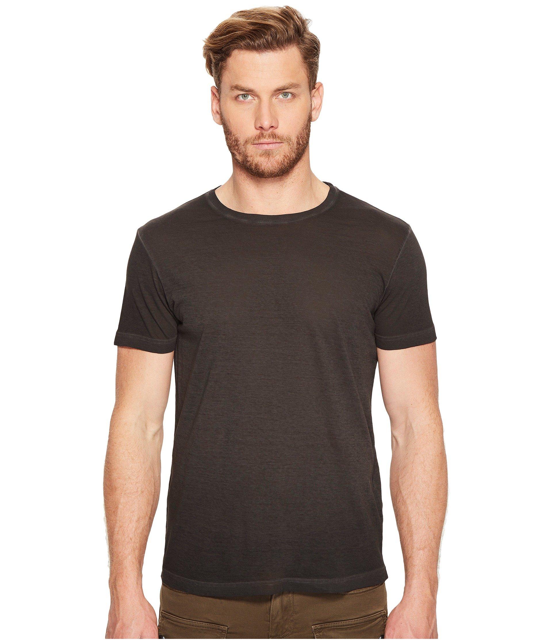 Belstaff Dye T Jersey Black Trafford Cold shirt vE7qxvrw