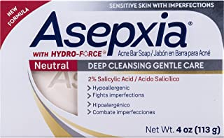 ASEPXIA SOAP NEUTRAL BAR 4OZ