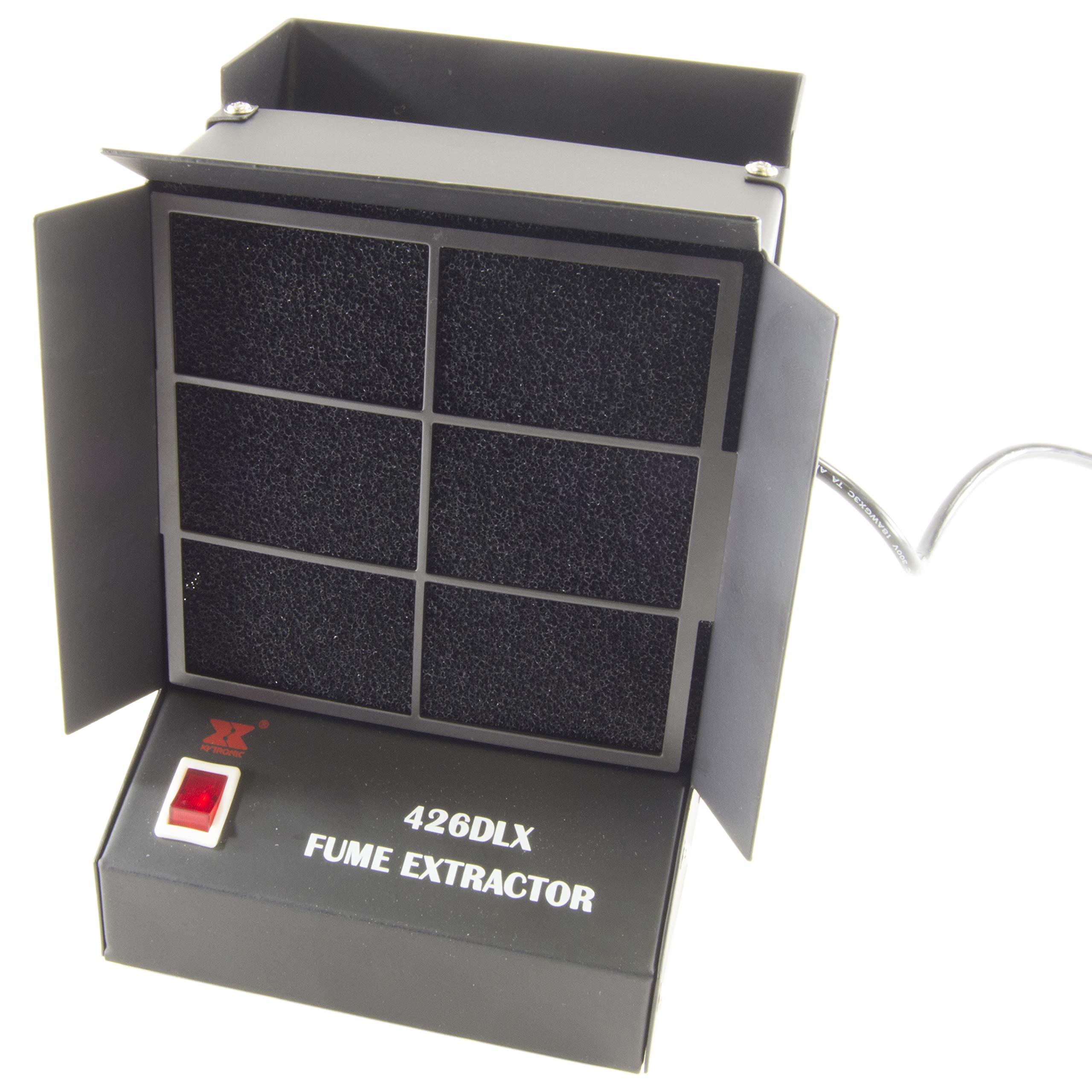 Xytronic 426dlx extractor de humos por Xytronic: Amazon.es ...
