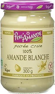 Perl'amande PA111 Purée Amande Blanchie Bio 300 G