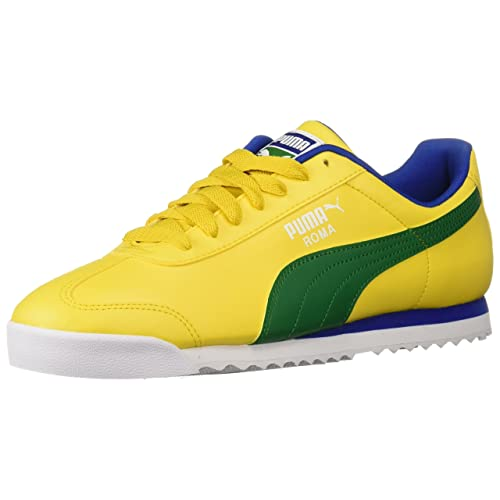 477462764f62de Yellow PUMA Shoes for Man  Amazon.com