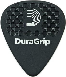 Planet Waves 7DBK7-10 DuraGrip Guitar Picks, 10-Pack, Extra Heavy