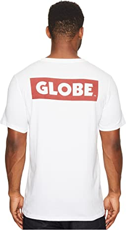 Globe - Sticker Tee