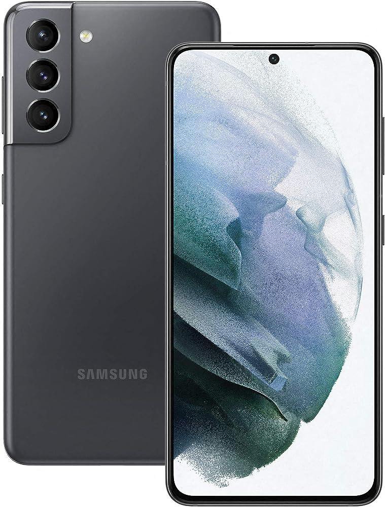 Samsung galaxy s21 5g 2021 dynamic amoled 2x 3 fotocamere posteriori 128 gb ram 8gb dual sim piu` esim 15123809