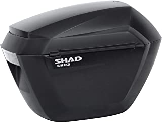 SHAD D0B23100 Side Cases SH23 by, Black, One Size