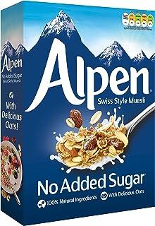 Alpen Museli - No Added Sugar, 560 g
