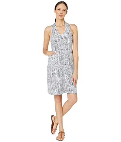 Aventura Clothing Lachlan Dress (Navy Peony) Women