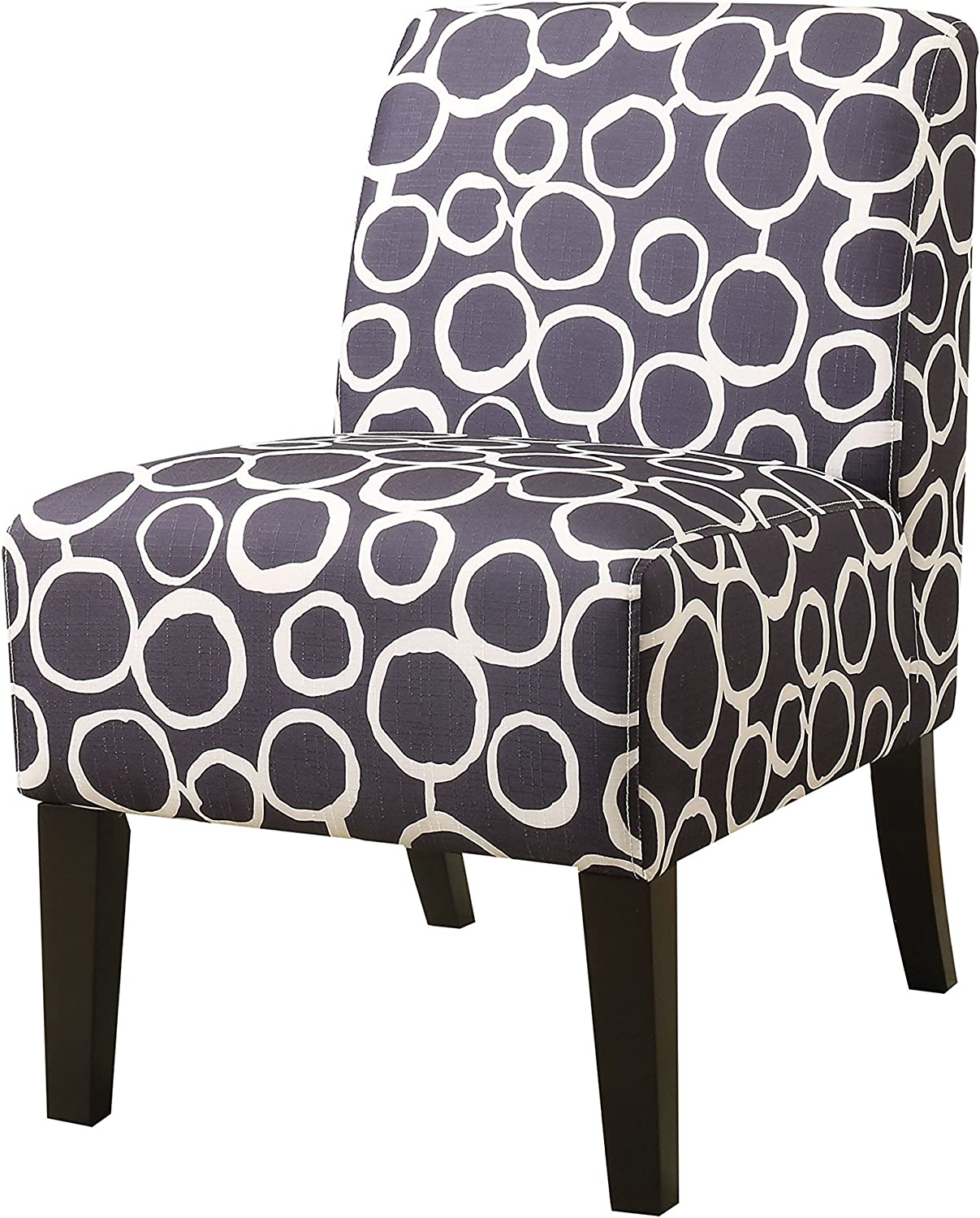 ACME Furniture 59507 Ollano Accent Chair, Pattern Fabric