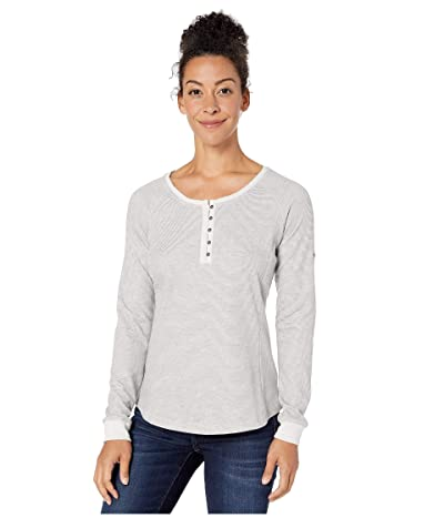 Columbia Times Twotm Knit Henley (Chalk) Women