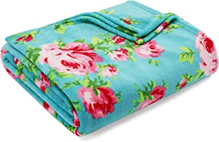 Betsey Johnson Bouquet Day Throw