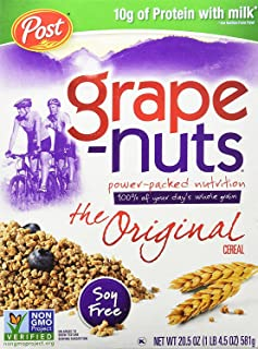 Post Grape Nuts - 20.5 oz