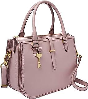 Fossil Ryder Leather 30.48 cms Pink Messenger Bag (ZB7412522)