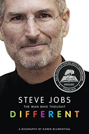 The Man Who Thought Different: Steve Jobs [Lingua inglese]