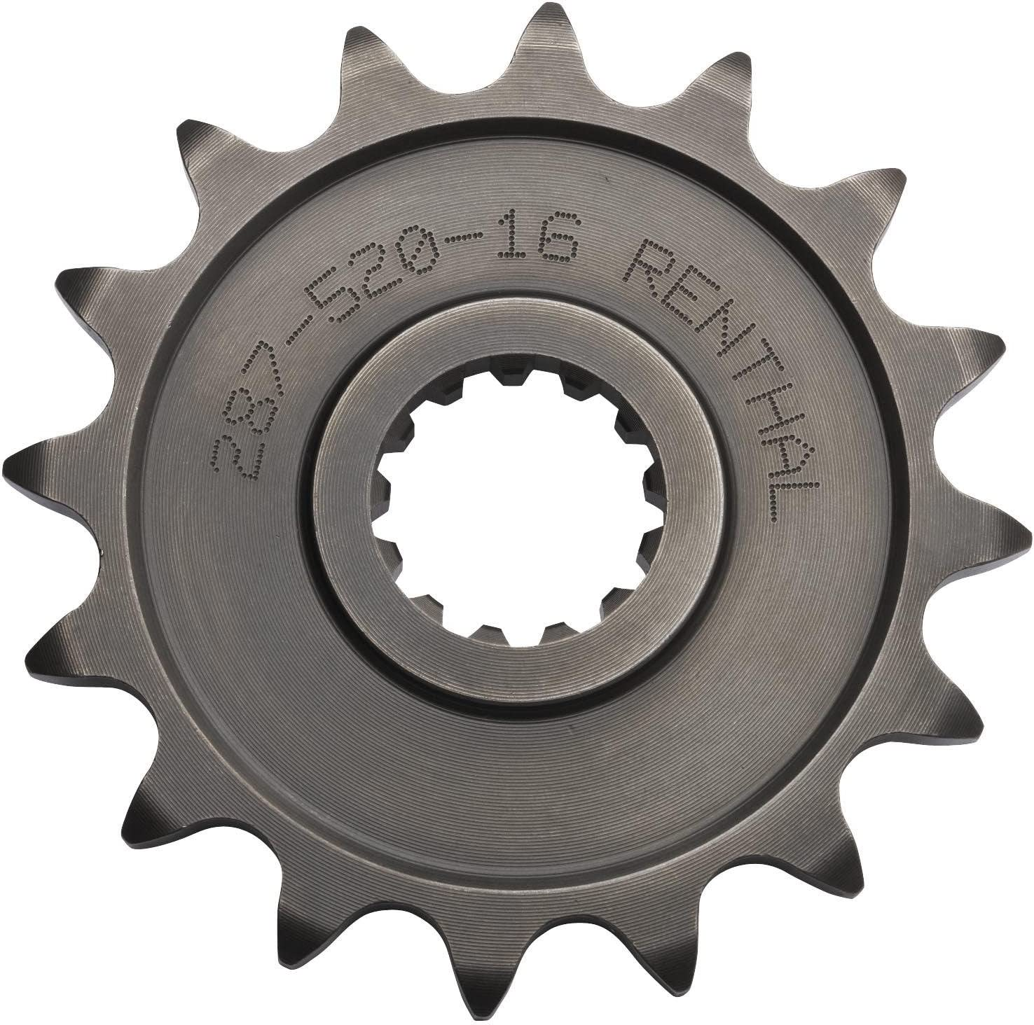 Renthal Steel 直営店 Front Sprocket - 12T Teeth: Color: 12 絶品