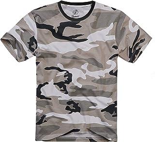 Brandit T-Shirt, Plusieurs (Camo Couleurs, Tailles S À 7XL