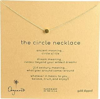 Karma The Circle Necklace,16