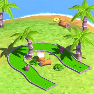 Mini Golf Tropical Island