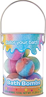 Crayola Bath Bombs Bucket 8 Count (2 Pack)