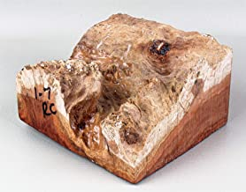Coolibah Burl Hollow Form Exotic Wood Bowl Turning Blank CLB1129