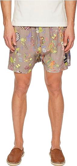 Anglomania Havana Cubana Shorts