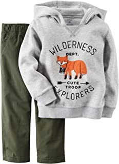 Carter's Baby Boys' 2 Piece Playwear Sets