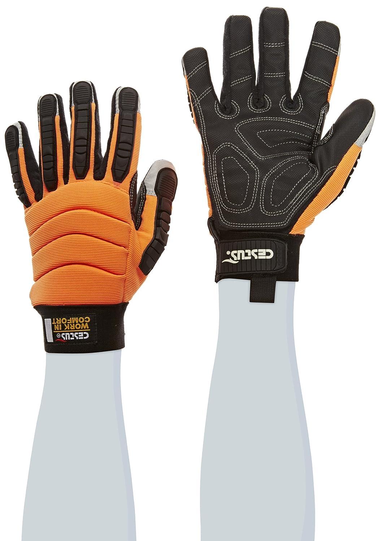 Cestus Financial sales sale Pro Series HM Impact Medium Today's only Cut Resistant Work Glove