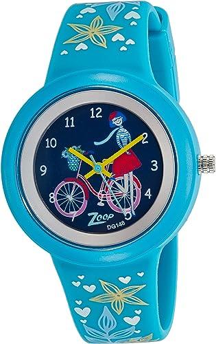 Zoop Analog MultiColour Dial Girls Watch NK26006PP03 / NK26006PP03