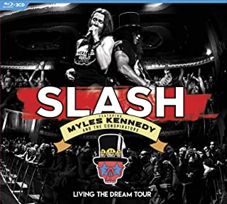 Living The Dream Tour (2CD+Blu-Ray)