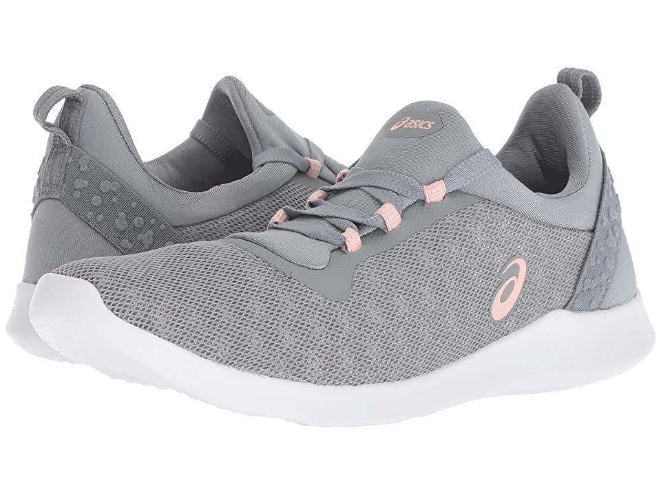 ASICS Gel-Fit Sana 4 (Stone Grey/Frosted Rose) Women