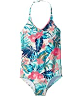 Roxy Kids - Jungle Poem One-Piece (Big Kids)