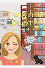 Twisted Plots: Christian cozy mystery (An Amy Kate Mystery Book 1) Kindle Edition