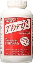 Best thrift drain cleaner Reviews
