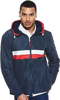Tommy Hilfiger Men's Colour-Blocked Zip-Thru Jacket