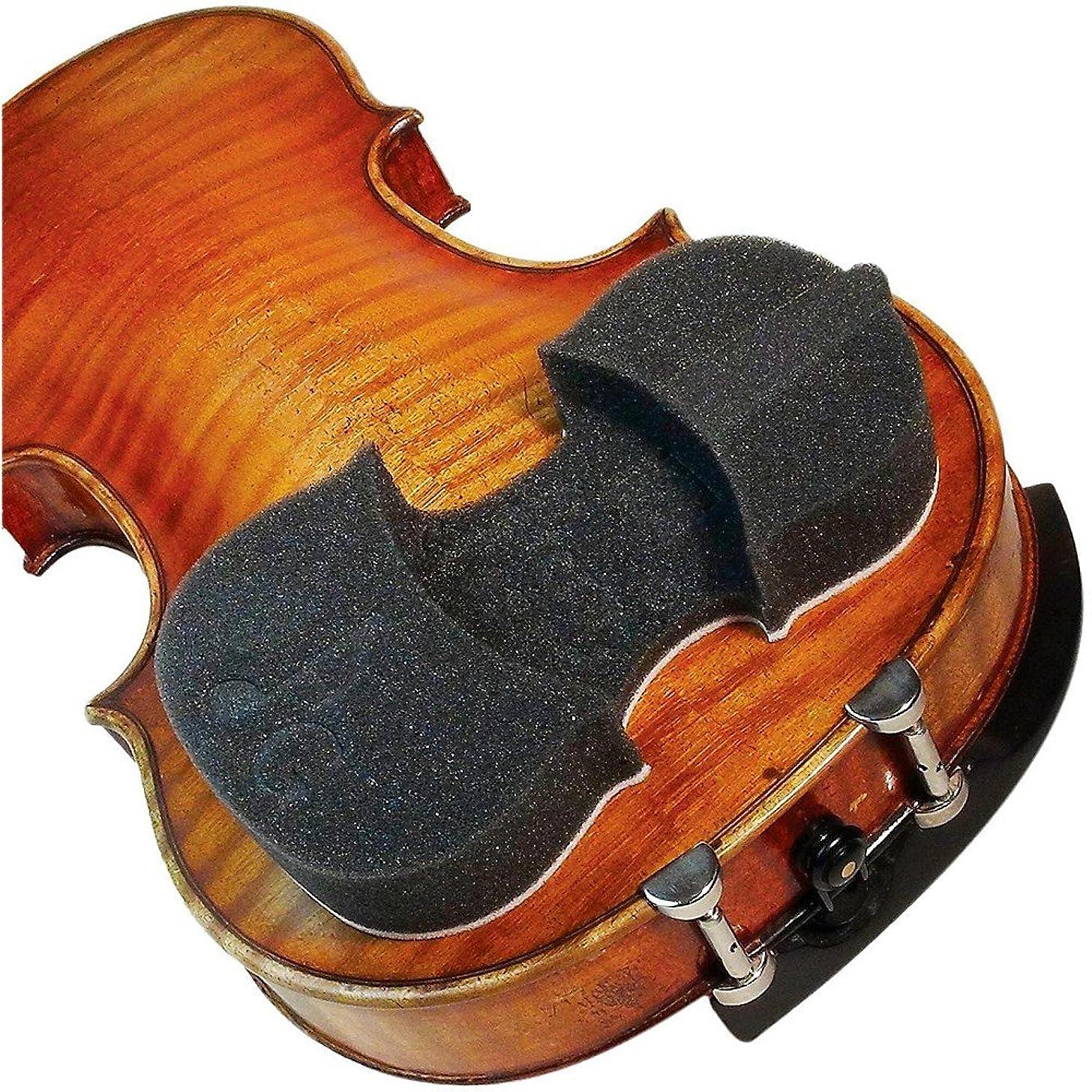 AcoustaGrip Concert Master Shoulder Rest Level 1 Charcoal