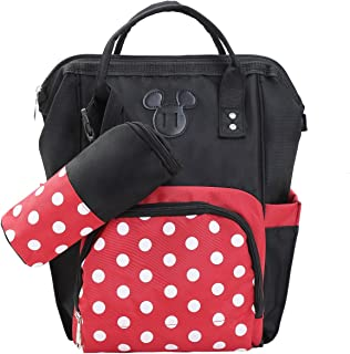 minnie mouse backpack diaper bag