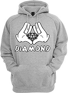 diamond cartoon hands