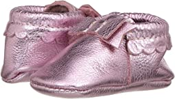 Freshly Picked - Soft Sole Bow Moccasins (Infant/Toddler)