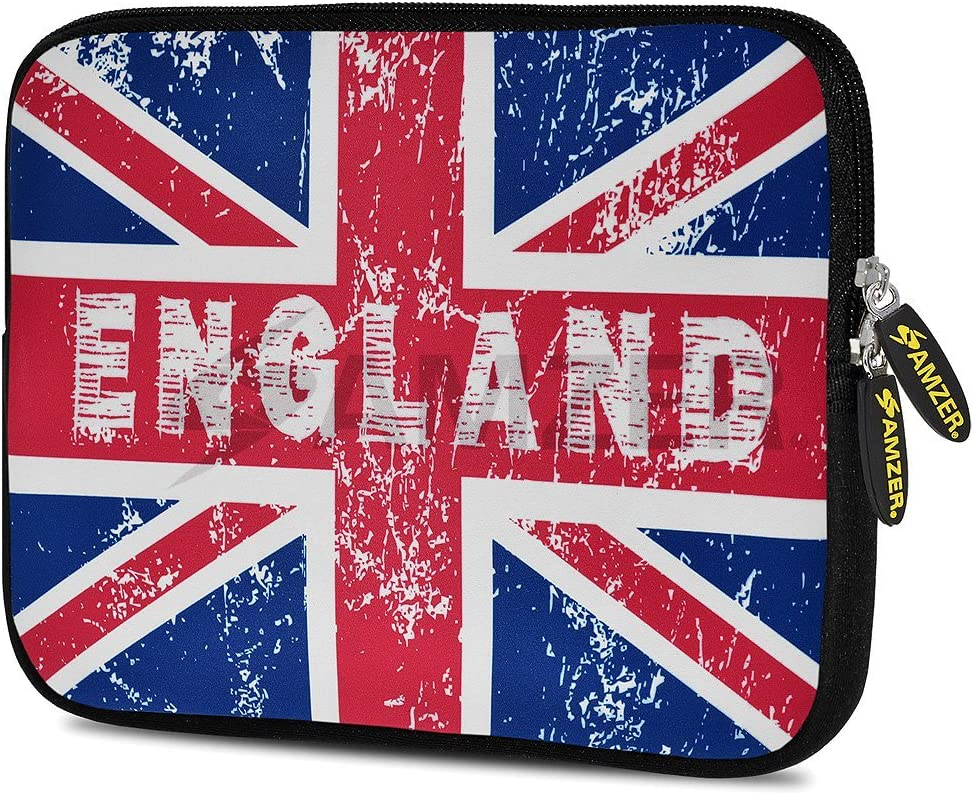Amzer 7.0-7.75 Inches Designer Neoprene Sales results No. 1 Columbus Mall Sleeve Case iPad for Tab