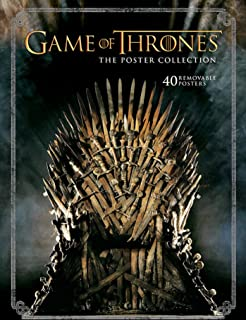 Game of Thrones: The Poster Collection (1) (Insights Poster Collections)