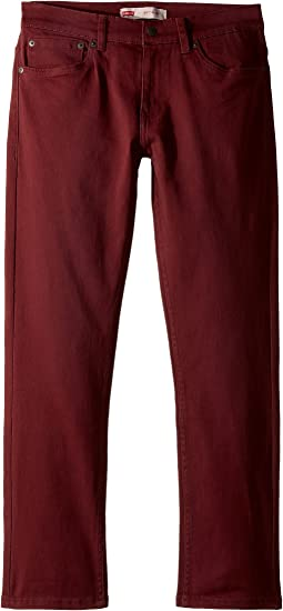 511 Slim Fit Pigment Dyed Pants (Big Kids)